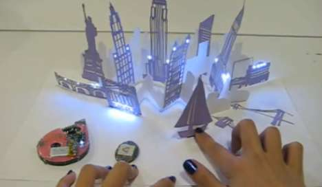 Electric Pop-Up Books