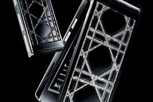 The Diamante Dior Phones Will Cost You $13,400