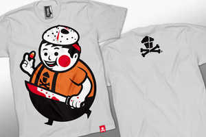 Johnny Cupcakes Halloween 2009 T-Shirts are Cool Even If You Hate Candy
