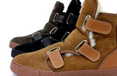 Sheepish Shoes - Rhythm Footwear Baguette Boots can Conquer Cold in Style