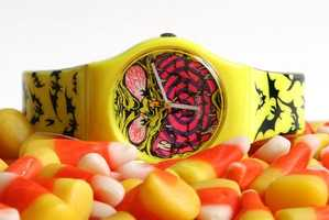 The Dirty Donny Halloween Watch Contains Coarse Cartoons