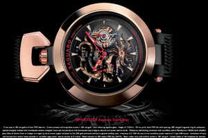 Bovet Sportster Saguaro Tourbillon Watch has Distinct Visual Look