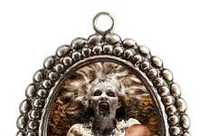 Frightening Jewelry by Joshua Hoffine is Perfect for Halloween
