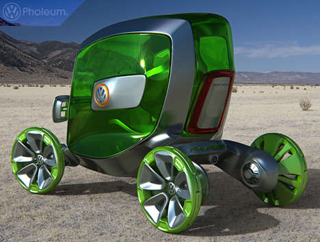 Green Pod Chariots