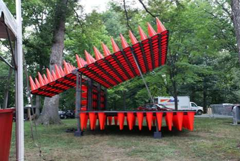 Traffic Cone Stages