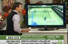 The Nintendo Wii Owns the Shopping Channel Host