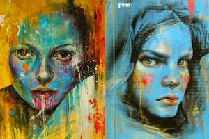 The Art of Minjae Lee Creates Powerful Effects on the Viewer