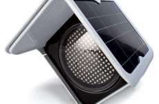 Forever Green Stop Lights - The Solar Traffic Light is Eco-Friendly Traffic Controller