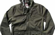 Military Holiday Gear - The Altamont Apparel Holiday 2009 Jackets Make Winter Stylish