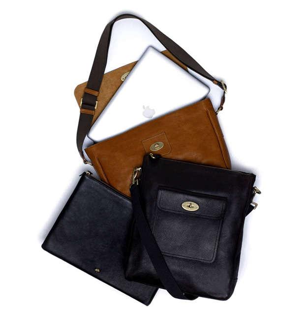Sleek Notebook Carriers