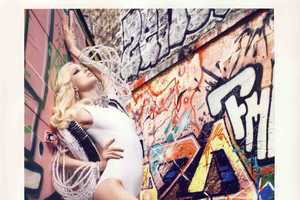 Graffi-Couture in Vogue Paris Combines Urban Art With High Fashion