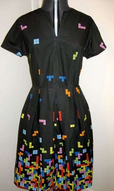 Garments for Gamers