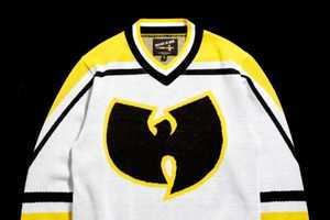 The Wu-Tang Clan Hockey Jersey is Nothing to Mess With