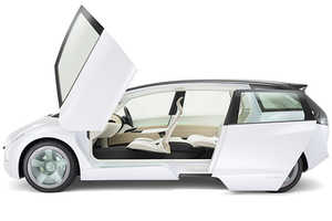 The Honda Skydeck Has More Doors than It Knows What to Do With