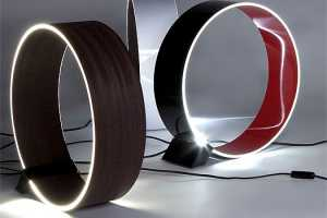 OO!2 Circular Lights by Teun Fleskens Are Like Rings of Fire