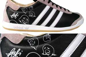 Fafi by Adidas Collection Highlights Female Graffiti Artists