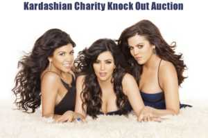 Kardashian Charity Knock Out Lets You Get in the Ring With Kim & Co.