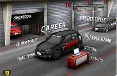 App Store Auto Launches - 2010 VW GTI Appeals to Apple Users With Real Racing GTI App