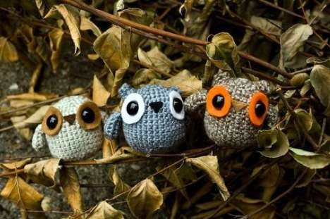Autumn Amigurumi