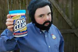 Billy Mays Hallow-Clean Contest is Put on by His Own Son