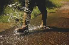 Haute Couture Hunting - Le Chameau Rubber Boots are Classy Waterproof Kicks