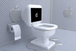 Bizarre Apple Concepts Designed by Mac Devotees