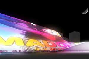 The Taipei Pop Music Center Will Feature Eco LED Technology