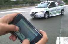 Secret Agent Autos - The Spirit of Berlin iPhone App Makes Cars Driverless