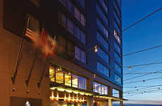 Stunning Waterfront Hotels - The Four Seasons Seattle Returns to Puget Sound