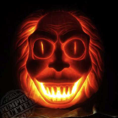 Villain Pumpkin Carvings
