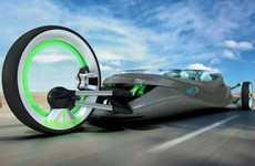 Monolithic Eco Riders