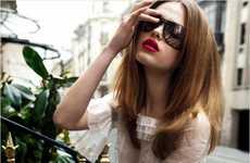 Lace Sunglasses