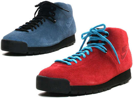 Colored Mountaineering Kicks