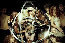 Forced Perspective Stages - The Rolling Stone Reveals Lady Gaga's Tour Plans and Stage Design