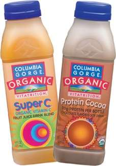 All-Organic Nutrition Drinks