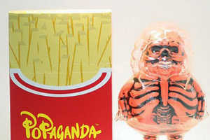 The Ron English McSupersized Popaganda Halloween Figurine