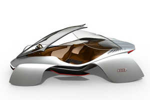Avatar Concept Car Seems to Made for the Air