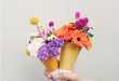 Ice Cream Cone Bouquets