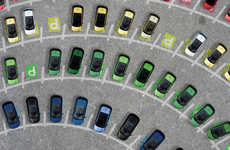 Color-Wheel Cars