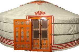These Groovy Yurts Let Your Company Feel Like Nomads