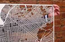 Spiderweb Topography