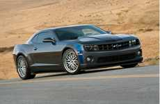 725-HP Muscle Cars