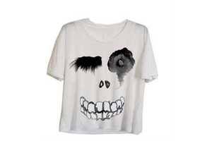 Adieu Designs a Line of Haunting Halloween T-Shirts
