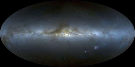 Milky Way Montages