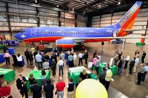 Southwest Airlines' 'Green Plane' Environmentally-Friendly Prototype