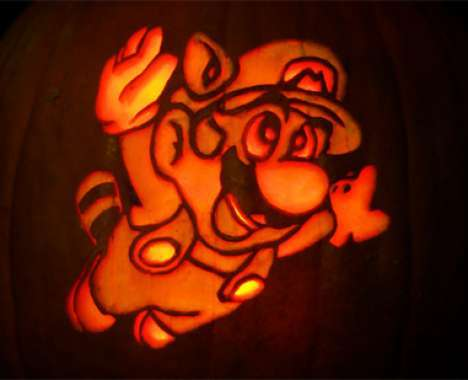 40 Halloween Pumpkin Carving Ideas