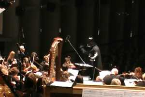 Darth Vader Steps Up to Lead Icelandic Orchestra