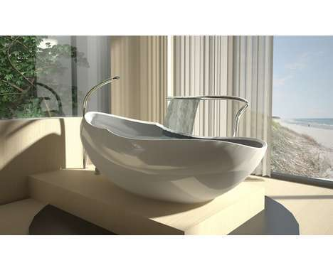 60 Statement Showers & Bathtubs