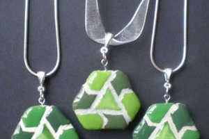 Mosaic Jewelry for Self-Adornment by Miche Mozaix