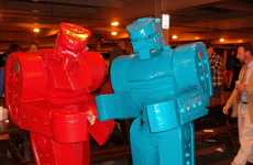 Plastic Pugilist Costumes
